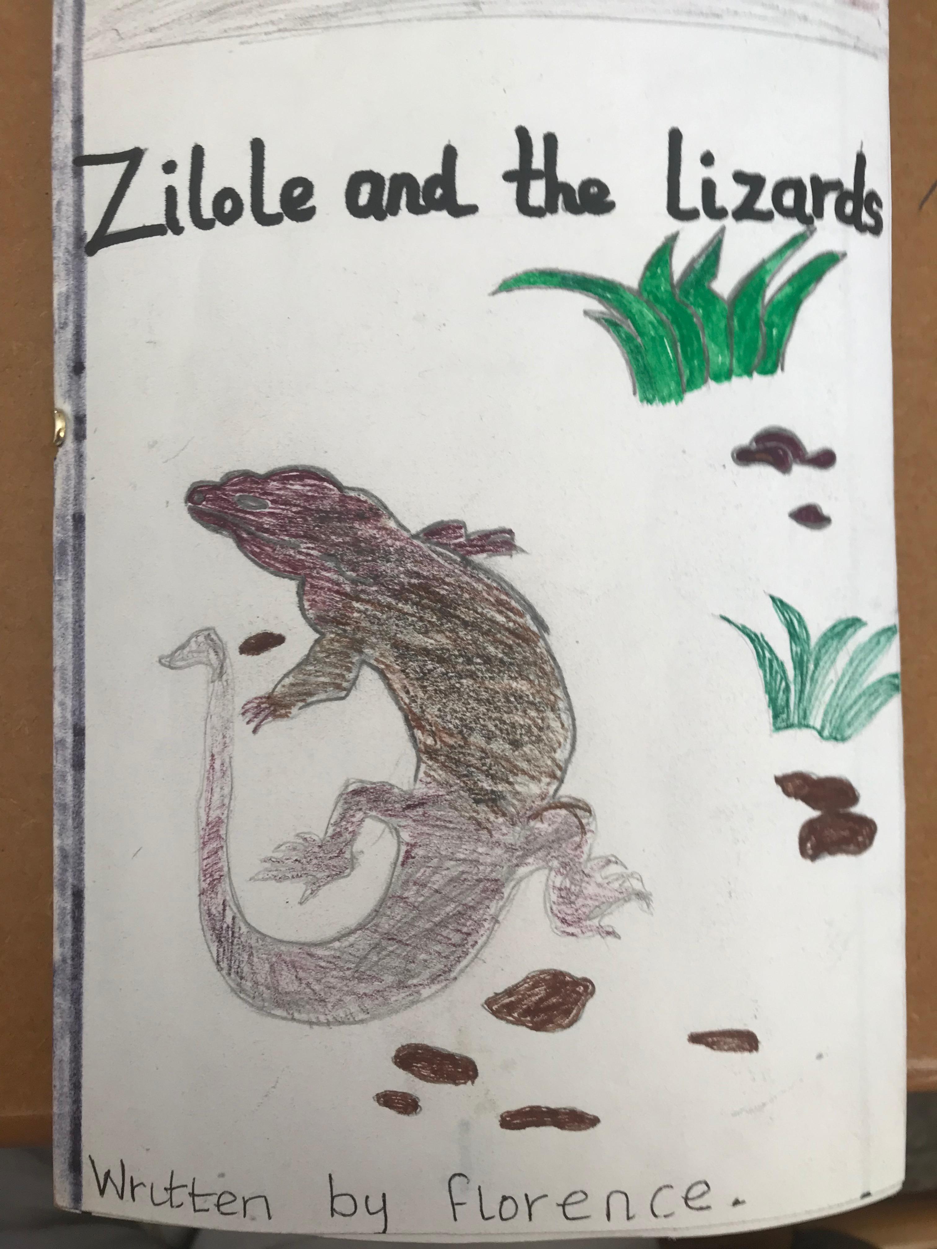Zilole title page